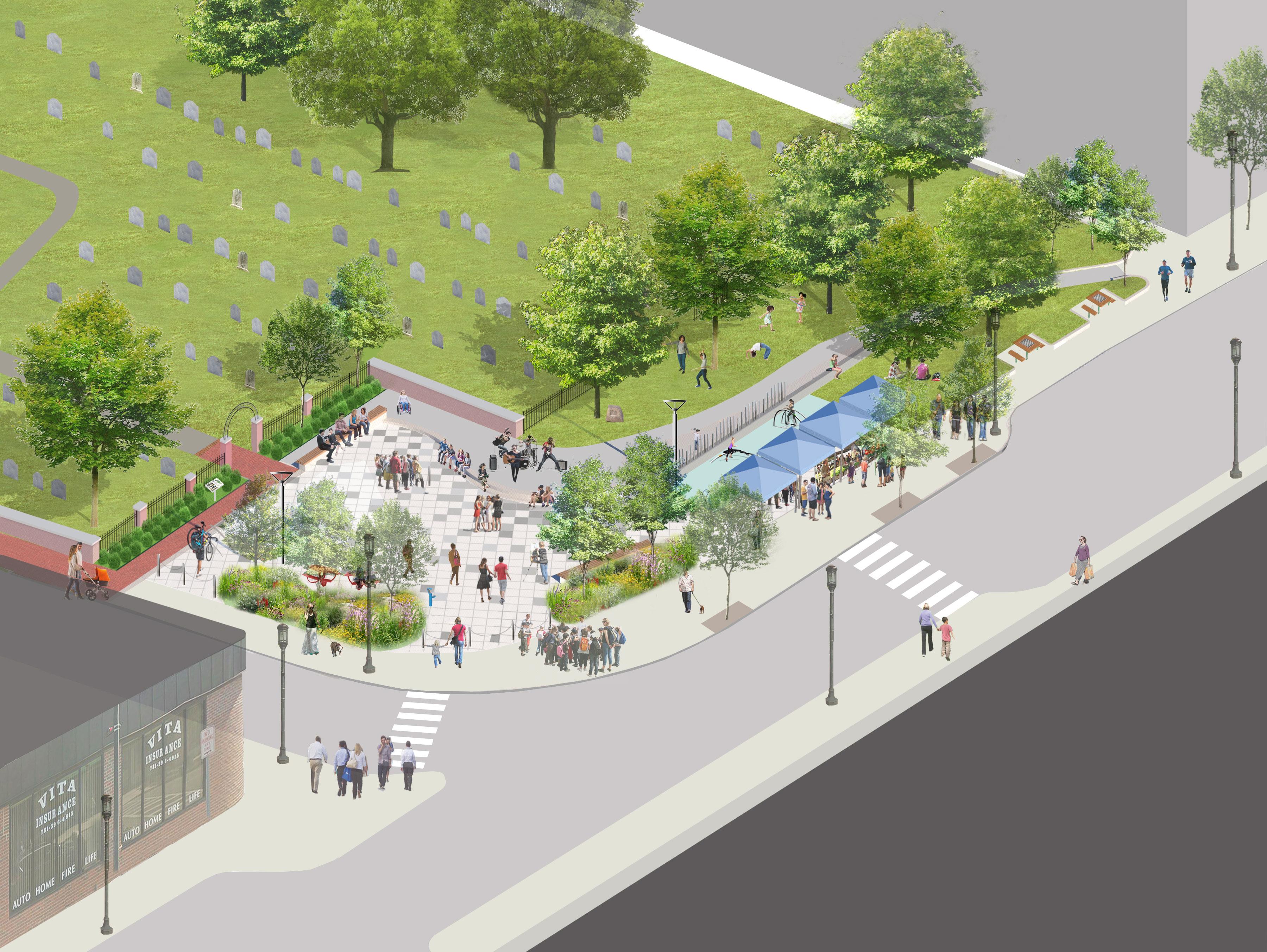 Riverside Plaza Crosby Schlessinger Smallridge